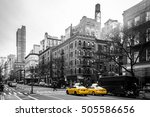 Photo Of Yellow Cabs At Upper...