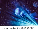 disco ball | Shutterstock . vector #505595383