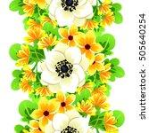 abstract elegance seamless...   Shutterstock .eps vector #505640254