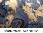 hand drawn abstract marble...   Shutterstock . vector #505701754