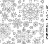 Christmas Pattern From...