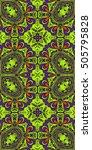 seamless abstract pattern  hand ...   Shutterstock .eps vector #505795828