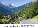 Heiligenblut Church In Austria...