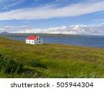 Coastal Landscape With House I...