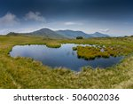 lake in the mountains   the... | Shutterstock . vector #506002036