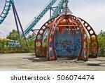 Abandoned Six Flags   New...