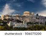 Temple Of Parthenon  Athenian...