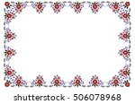 Pattern Frame For Embroidery...
