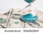 deadline and time is money... | Shutterstock . vector #506082844