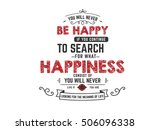 motivation quote | Shutterstock .eps vector #506096338