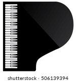 Vector Illustration Of A Black...
