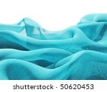 Blue Satin Texture Abstract...
