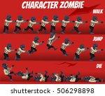 game kits adventure  character... | Shutterstock .eps vector #506298898