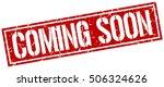 coming soon. grunge vintage... | Shutterstock .eps vector #506324626