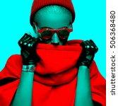 Neon Lady Stylish Accessories....