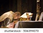 rome  italy   circa october... | Shutterstock . vector #506394070