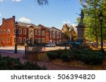 Historic Court Square In...