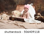Baby In The Suitcase
