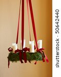 A Photo Of Advent Wreath With...