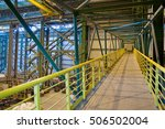 factory shop  the protected... | Shutterstock . vector #506502004