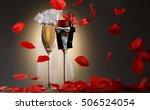 Beautiful Decorated Champagne...