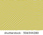 vector strips abstract... | Shutterstock .eps vector #506544280