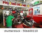 hanoi  vietnam   oct 29  2016 ... | Shutterstock . vector #506600110