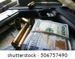 drug money close up | Shutterstock . vector #506757490