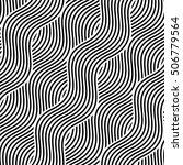 vector seamless texture. modern ...   Shutterstock .eps vector #506779564