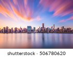 new york city skyline. | Shutterstock . vector #506780620