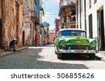 Havana  Cuba   Sept 16  2016 ...