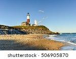 the montauk point lighthouse...