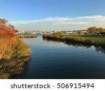 kent island  maryland ... | Shutterstock . vector #506915494