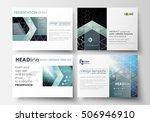 business templates for... | Shutterstock .eps vector #506946910
