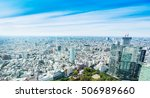 business and culture concept  ... | Shutterstock . vector #506989660
