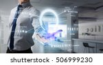 innovative technologies for... | Shutterstock . vector #506999230