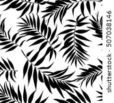 seamless repeating pattern with ... | Shutterstock .eps vector #507038146