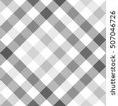 Gray Diagonal Check Seamless...