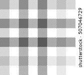 Gray Check Plaid Seamless...