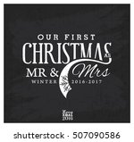 Our First Christmas As Mr   Mr...