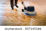 home renovation  parquet... | Shutterstock . vector #507145186