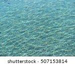 clear water in lake tahoe | Shutterstock . vector #507153814