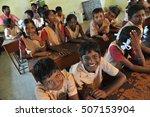 tamil nadu  india    september...   Shutterstock . vector #507153904