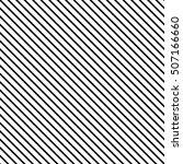 line diagonal black seamless... | Shutterstock . vector #507166660