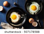 Old Fashioned Fried Eggs In...