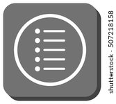 items glyph icon. image style...
