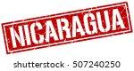 nicaragua. grunge vintage... | Shutterstock .eps vector #507240250