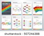 vector illustration... | Shutterstock .eps vector #507246388