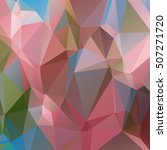 abstract geometrical background ... | Shutterstock .eps vector #507271720