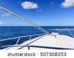 View From The Yacht Traffic On...